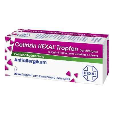 Cetirizin HEXAL bei Allergien 10mg/ml  bei juvalis.de bestellen