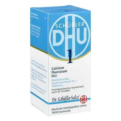 Biochemie DHU Schüßler Salz Nummer 1 Calcium fluoratum D12  bei juvalis.de bestellen