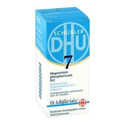 Biochemie Dhu 7 Magnesium phosphoricum D12 Tabletten  bei juvalis.de bestellen