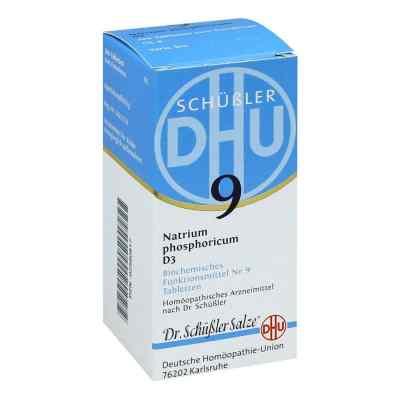 Biochemie Dhu 9 Natrium phosph. D3 Tabletten  bei juvalis.de bestellen