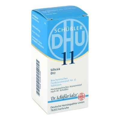 Biochemie Dhu 11 Silicea D12 Tabletten  bei juvalis.de bestellen