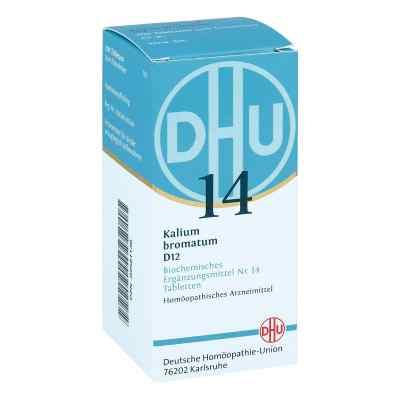 Biochemie Dhu 14 Kalium bromatum D12 Tabletten  bei juvalis.de bestellen