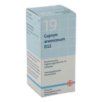 Biochemie Dhu 19 Cuprum arsenicosum D12 Tabletten  bei juvalis.de bestellen