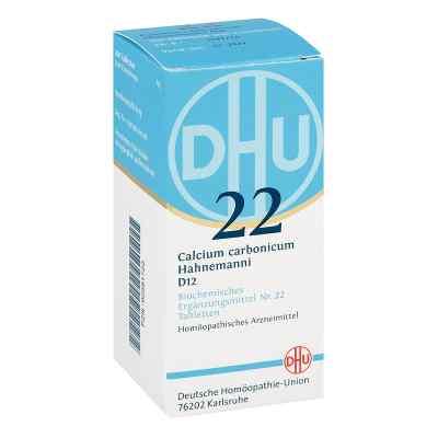 Biochemie Dhu 22 Calcium carbonicum D12 Tabletten  bei juvalis.de bestellen