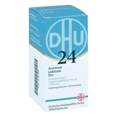 Biochemie Dhu 24 Arsenum jodatum D12 Tabletten  bei juvalis.de bestellen