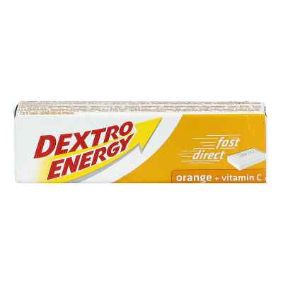 Dextro Energy Orange + Vitamin Ace  bei juvalis.de bestellen
