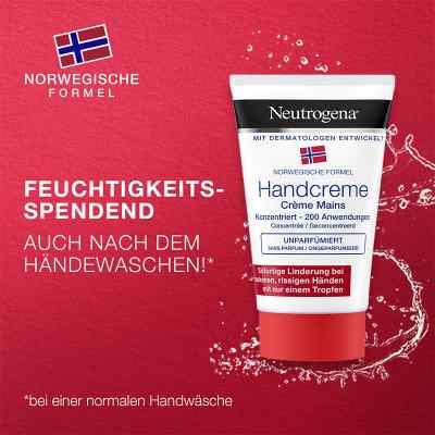Neutrogena konzentrierte unparfümierte Handcreme  bei juvalis.de bestellen