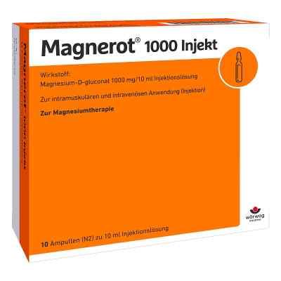 Magnerot 1000 Injekt Ampullen  bei juvalis.de bestellen