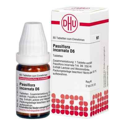 Passiflora Incarnata D6 Tabletten  bei juvalis.de bestellen