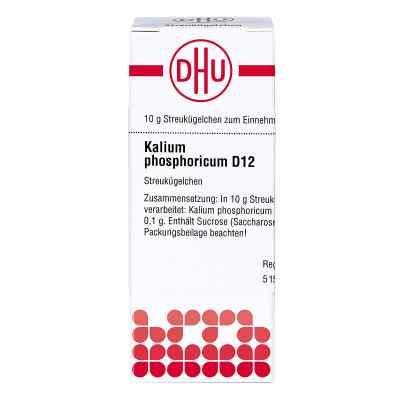 Kalium Phosphoricum D 12 Globuli  bei juvalis.de bestellen
