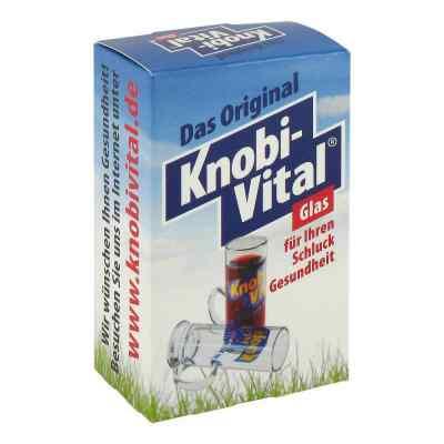 Knobivital Glas 5 cl Messbecher  bei juvalis.de bestellen