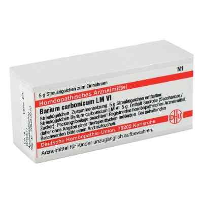 Lm Barium Carbonicum Vi Globuli  bei juvalis.de bestellen