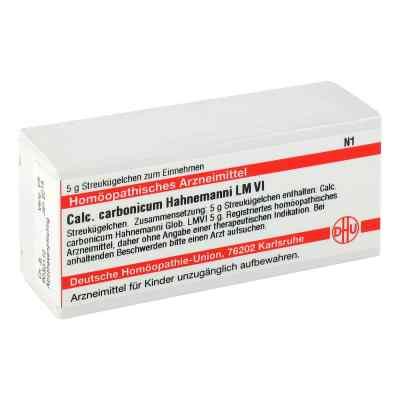 Lm Calcium Carb. Vi Globuli Hahnnemanni  bei juvalis.de bestellen