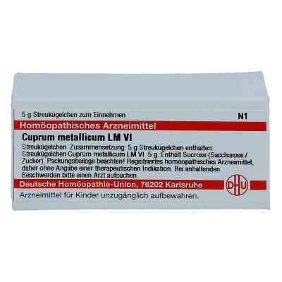 Lm Cuprum Metallicum Vi Globuli  bei juvalis.de bestellen