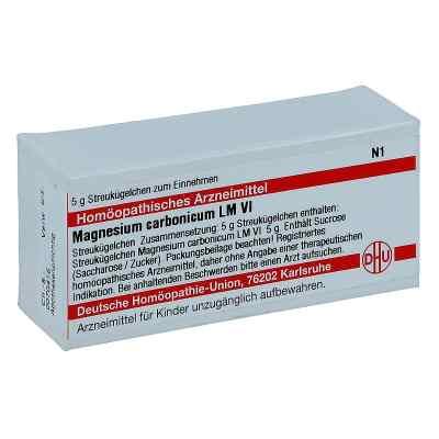Lm Magnesium Carbonicum Vi Globuli  bei juvalis.de bestellen