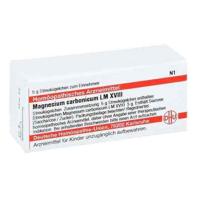 Lm Magnesium Carbonicum Xviii Globuli  bei juvalis.de bestellen