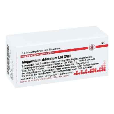 Lm Magnesium Chloratum Xviii Globuli  bei juvalis.de bestellen