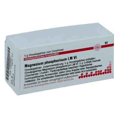 Lm Magnesium Phosphoricum Vi Globuli  bei juvalis.de bestellen