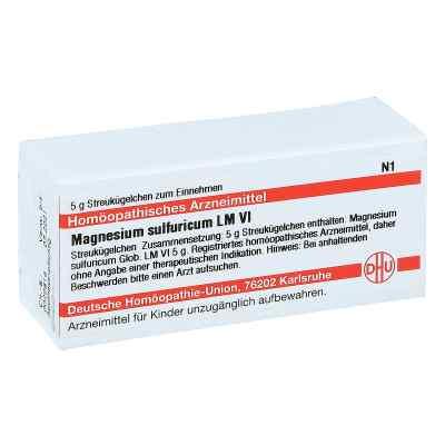 Lm Magnesium Sulfuricum Vi Globuli  bei juvalis.de bestellen