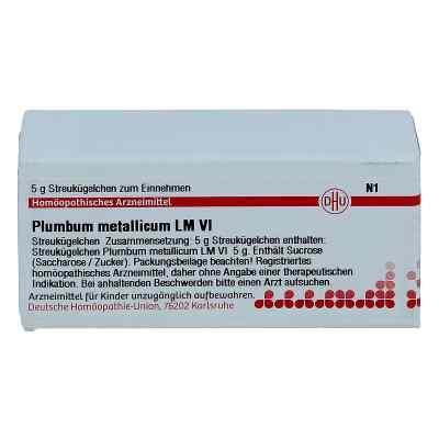 Lm Plumbum Metallicum Vi Globuli  bei juvalis.de bestellen