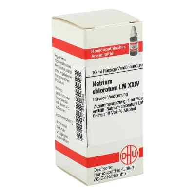 Lm Natrium Chloratum Xxiv  bei juvalis.de bestellen