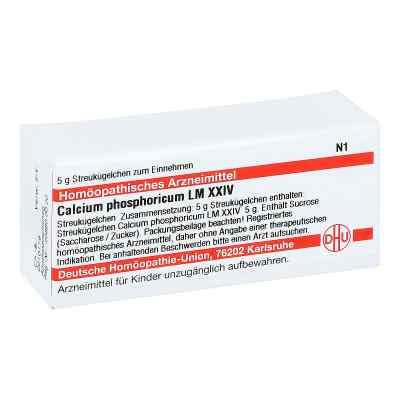 Lm Calcium Phosphoricum Xxiv Globuli  bei juvalis.de bestellen