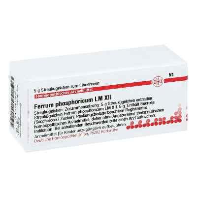 Lm Ferrum Phosphoricum Xii Globuli  bei juvalis.de bestellen