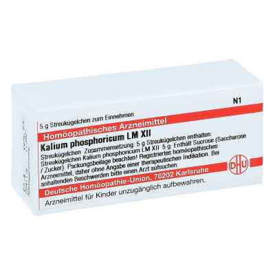 Lm Kalium Phosphoricum Xii Globuli  bei juvalis.de bestellen