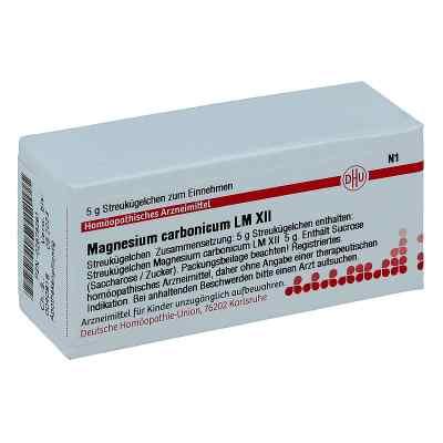 Lm Magnesium Carbonicum Xii Globuli  bei juvalis.de bestellen
