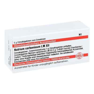 Lm Natrium Carbonicum Xii Globuli  bei juvalis.de bestellen