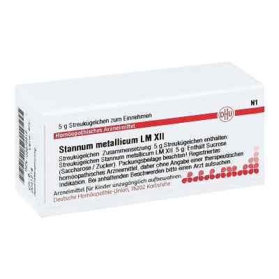 Lm Stannum Metallicum Xii Globuli  bei juvalis.de bestellen