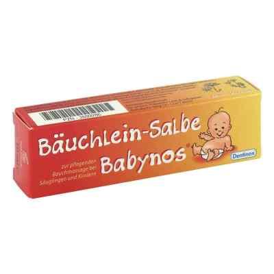 Bäuchlein Salbe Babynos  bei juvalis.de bestellen