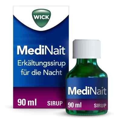 WICK MediNait Erkältungssirup für die Nacht  bei juvalis.de bestellen
