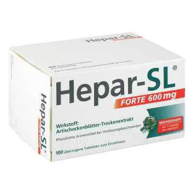 Hepar-SL forte 600mg  bei juvalis.de bestellen
