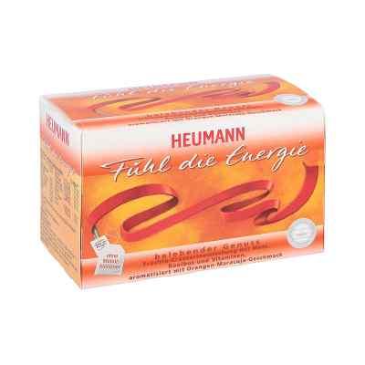 Heumann Fühl die Energie Tee Filterbeutel  bei juvalis.de bestellen