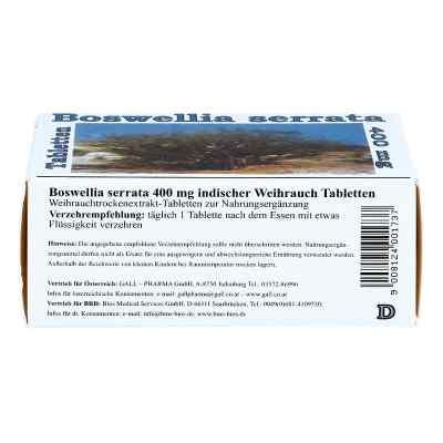 Boswellia serrata 400 mg Tabletten  bei juvalis.de bestellen