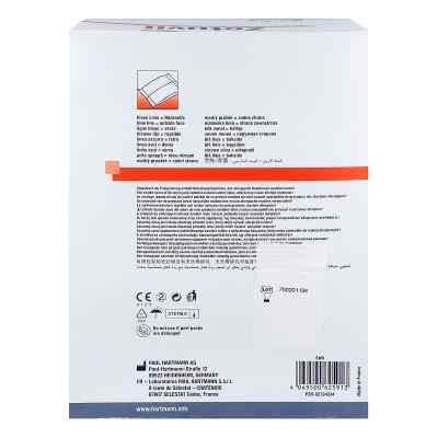 Zetuvit Saugkompresse steril 10x10 cm  bei juvalis.de bestellen