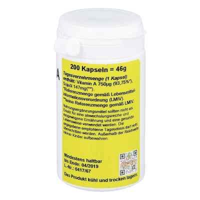 Vitamin A Kapseln  bei juvalis.de bestellen