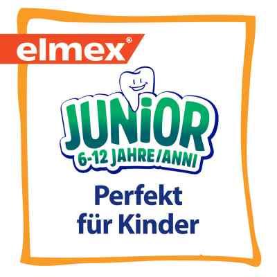 Elmex Junior Zahnbürste  bei juvalis.de bestellen
