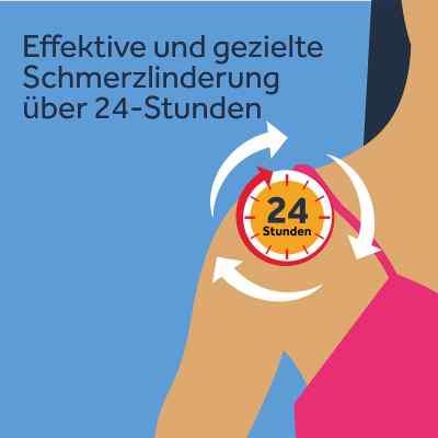 Nurofen 24-stunden Schmerzpflaster 200 mg  bei juvalis.de bestellen