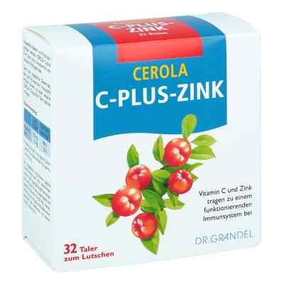 Cerola C plus Zink Taler Grandel  bei juvalis.de bestellen