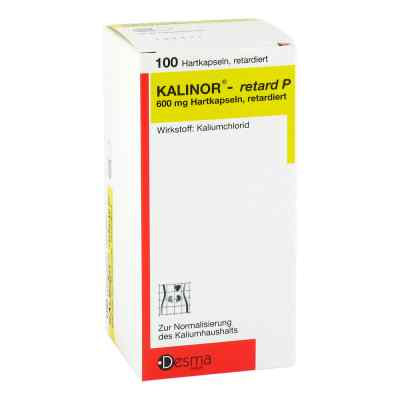 Kalinor retard P 600 mg Hartkapseln  bei juvalis.de bestellen