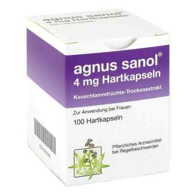 Agnus sanol 4mg  bei juvalis.de bestellen