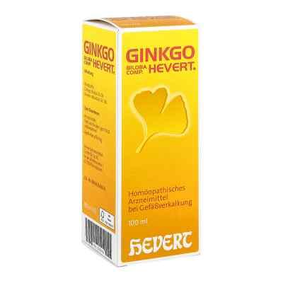 Ginkgo Biloba compositus Hevert Tropfen  bei juvalis.de bestellen