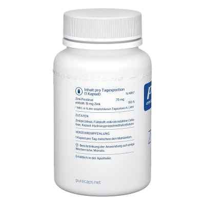 Pure Encapsulations Zink 15 Zinkpicolinat Kapseln  bei juvalis.de bestellen