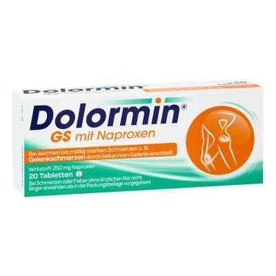 Dolormin GS mit Naproxen  bei juvalis.de bestellen