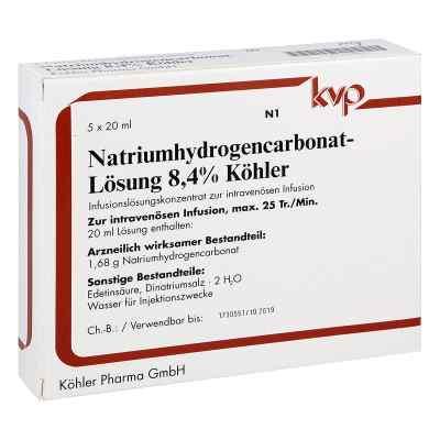 Natrium Hydrogencarbonat 8,4%  bei juvalis.de bestellen