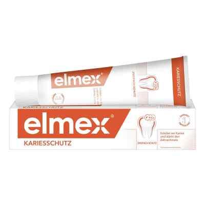 Elmex Kariesschutz Zahnpasta mit Faltschachtel  bei juvalis.de bestellen
