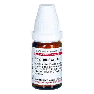 Apis Mellifica D12 Globuli  bei juvalis.de bestellen