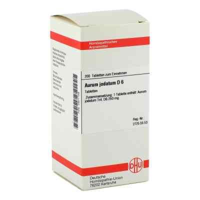 Aurum Jodatum D6 Tabletten  bei juvalis.de bestellen
